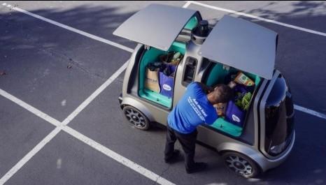 Agência dos EUA concede permissão de tráfego a veículo de entregas autônomo