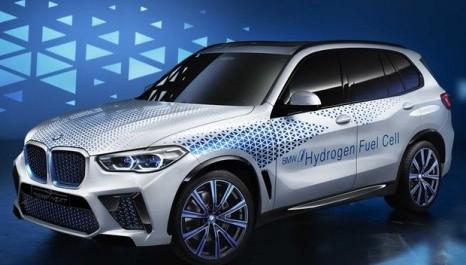 SUV será abastecido com hidrogênio e só sairá água pelo escapamento