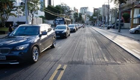 Rodízio de carros ampliado e mais restritivo em toda a cidade de SP