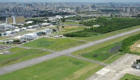 Parque do Campo de Marte terá museu aeroespacial e campos de futebol