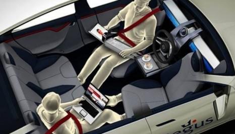 Companhias formalizam cooperação para carro autônomo