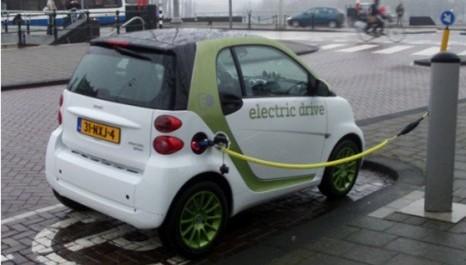 Carros elétricos começam a ser compartilhados em São Paulo