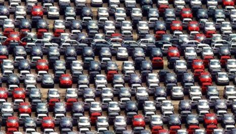 Vendas de veículos avançam 8,7% no ano
