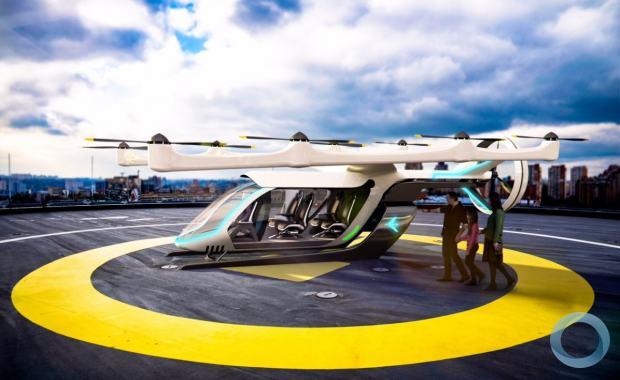 Veículo urbano aéreo proposto pela Eve poderá voar nesta década
