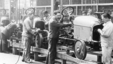 Citroën comemora 100 anos de fundação