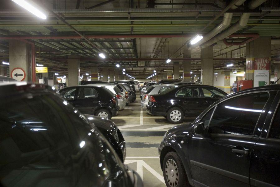Educação para o trânsito em estacionamentos