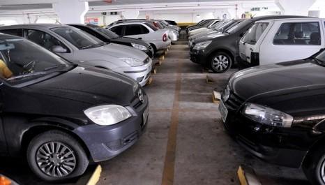 Estacionamentos ocupam 13% da área de S. Paulo