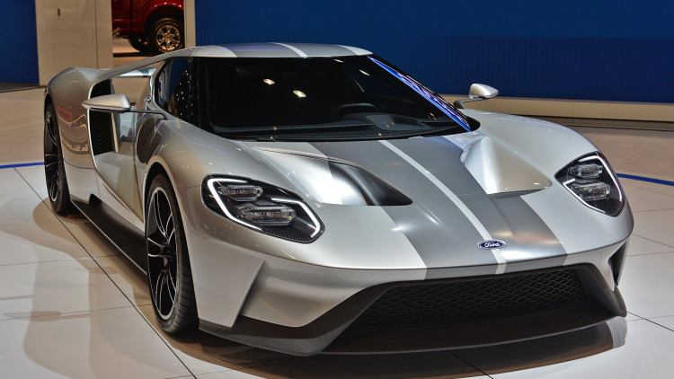O Novo Ford Gt Conquistou O Premio De Design Gene Ritvo  Concedido Por Especialistas Do Instituto De Belas Artes De Boston Do Museu Do Automovel De