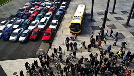 Planejamento da mobilidade para cidades médias emergentes