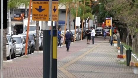 Zona Azul ampliada espanta os motoristas (São Leopoldo/RS)