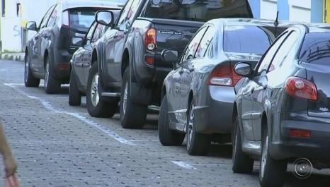 Estacionamento rotativo está suspenso na cidade (Mogi Guaçu /SP)