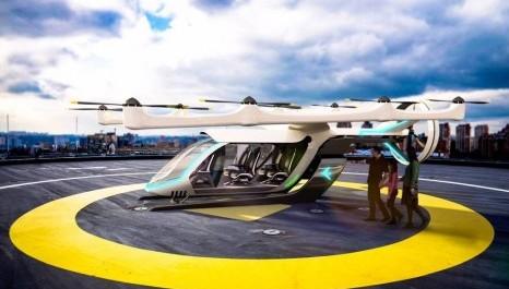 Transporte aéreo urbano está mais próximo do que se imagina