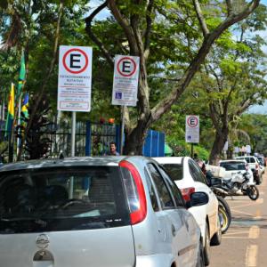 'Nova' Zona Azul em S. José dos Campos (SP)