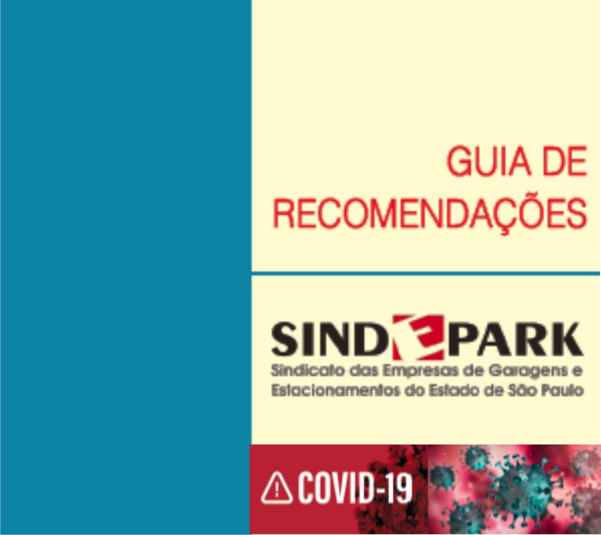 Guia de recomendações Sindepark Covid19